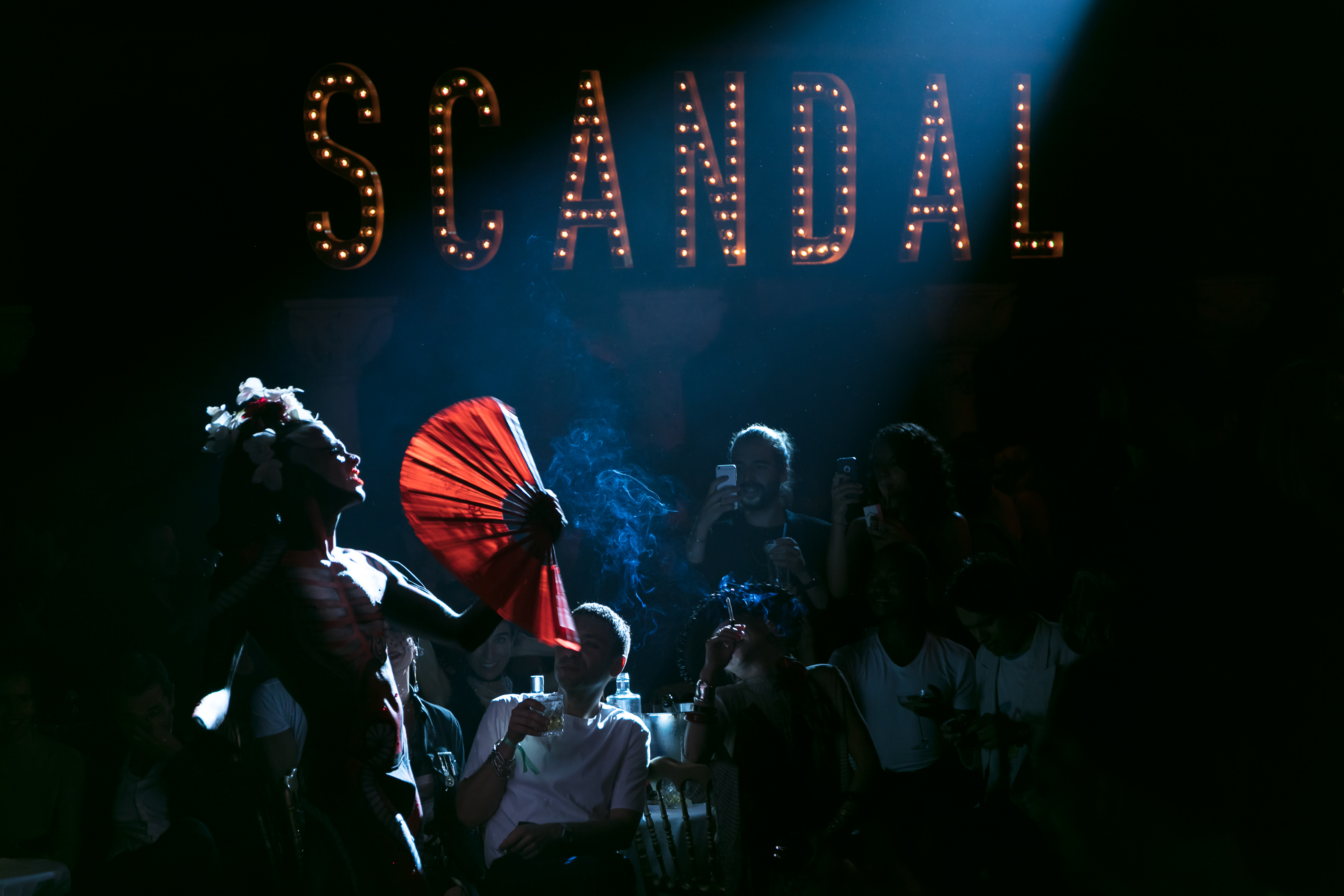 FRANCE. Paris. June 2017. Scandal Party Jean Paul Gaultier.
